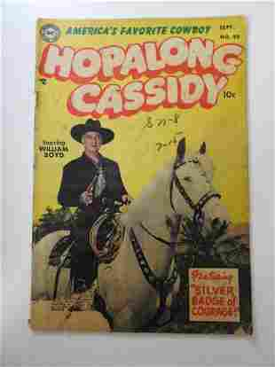 Hopalong Cassidy #93