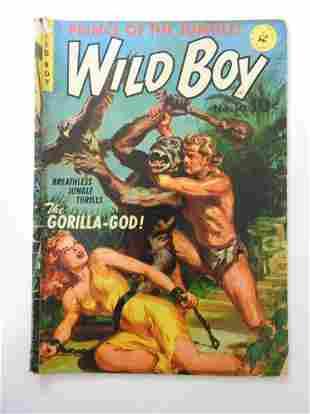 Wild Boy #10