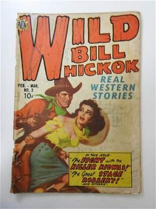 Wild Bill Hickok #3