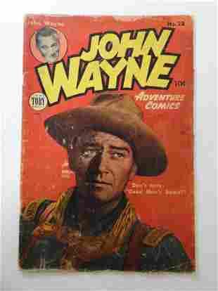 John Wayne Adventure Comics #28