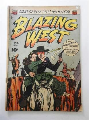 Blazing West #16