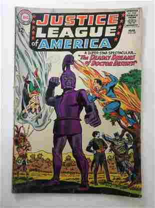 Justice League of America #36
