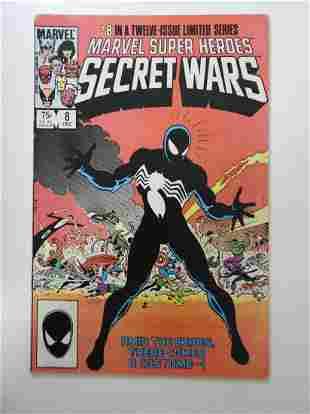 Marvel Super Heroes Secret Wars #8