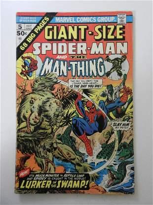 Giant-Size Spider-Man #5