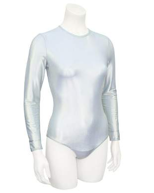 Versace Metallic Bodysuit