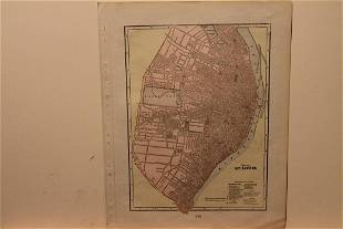 1894 St. Louis Map