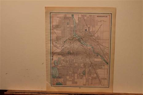 1900 Indianapolis Map