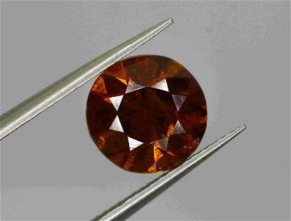 1.5 Carats Beautiful Rare SpheneGemstone 7x7x5 MM