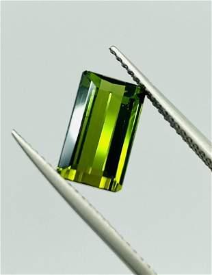 Green Tourmaline - 2.65 ct