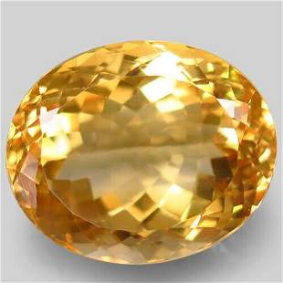 natural top golden yellow citrine-18,43 ct 1,2