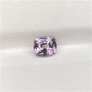 Natural Unheated Purple Spinel 2.12 Cts Cushion Cut