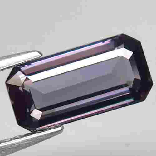 natural purple spinel-2,31 ct 1,2