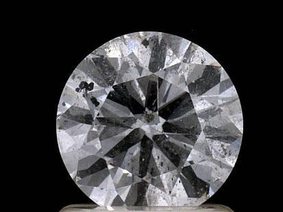 GIA DIAMOND 1.25 ROUND FI2