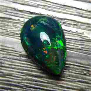 Natural Pear Cut 7.08Carats Opal Loose Gemstone