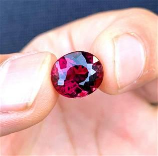 Rubelite Tourmaline Gemstone , Attractive Rubelite