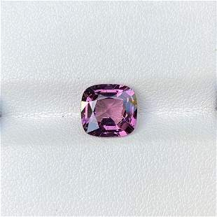 Natural Unheated Pink Spinel 2.97 Cts Madagascar