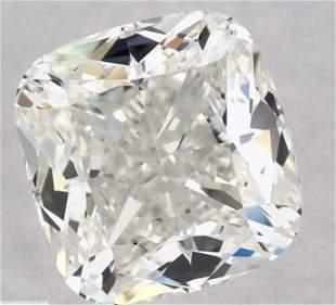 GIA CERT 1.00 CTW CUSHION DIAMOND HVVS2