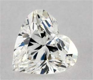 IGI CERT 1.00 CTW HEART DIAMOND GVS2