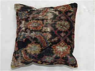 Persian Navy Rug Pillow