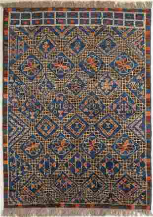 Moroccan style 7.4x9.11