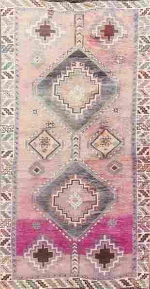 Vintage Shiraz Persian Area Rug 5x9
