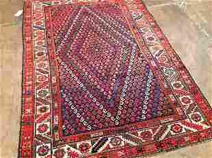 Antique Afshar Rug 4'7'' X 6'10''