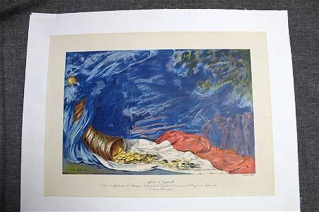 Affiche de Cappiello - Art by Leonetto Cappiello (1945)