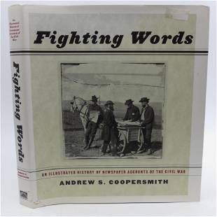 Fighting Words: An Illustrated History Of Newspaper