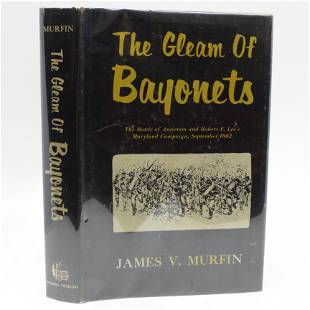 The Gleam of Bayonets: The Battle of Antietam and the