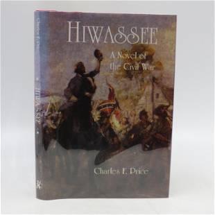 Hiwassee: A Novel of the Civil War (First Edition)
