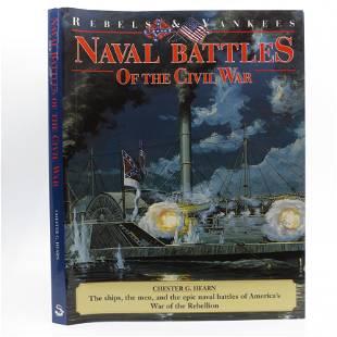 Naval Battles Of The Civil War
