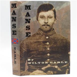 Manse: (One Man's War) : A Biography Based on the Life