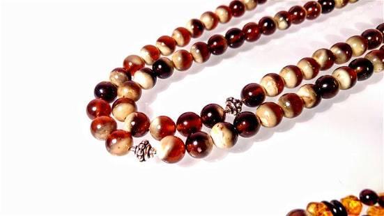 Prayer- Necklace- Bracelet Japa Mala 108 beads
