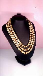 Vintage Baltic Amber. Necklace, Bracelet