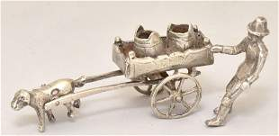 Silver miniature