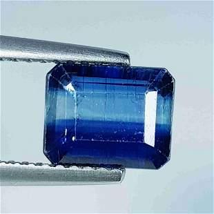 Natural Kyanite Octagon Cut 2.60 ct