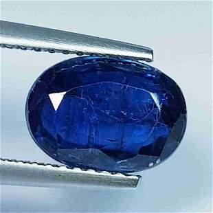 2.68 ct Natural Kyanite Oval Cut