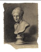 1822 Continental Original Drawing