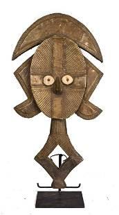 Reliquary – Copper, Wood – OBAMBA –