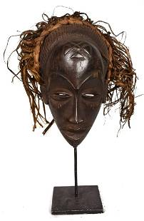 Mask – Wood – Mwana Pwo – Chokwe