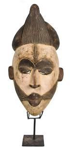 Mwo mask – Wood – Ibo – Nigeria