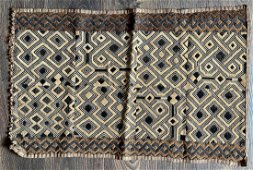 LARGE Kuba cloth from a published and renowned