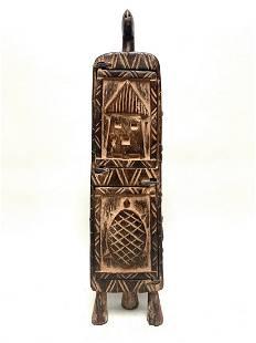 Rare Medicine cabinet - Wood - Dogon - Mali