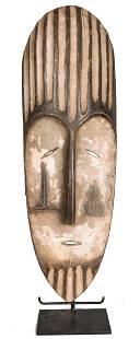Ngil mask – Wood – Fang – Gabon