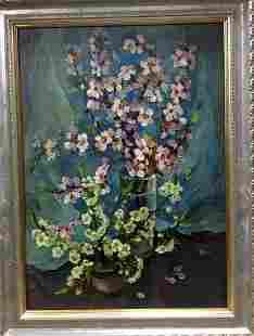 Oil painting Almond Ostanniy Galina Afanasevna