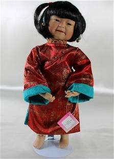 "Ashton-Drake Galleries Ming""&""Mei-Mei"" Dolls"""