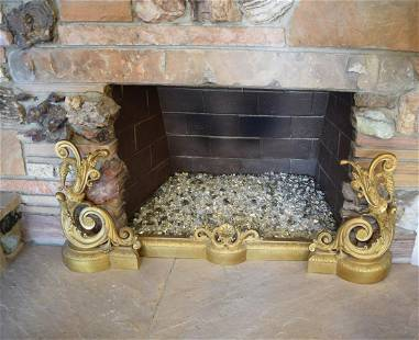 Beautiful French 19th Century Gilt Bronze Adjustable