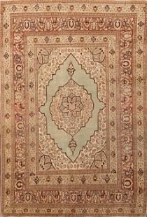 4x6 Tabriz Persian Area Rug