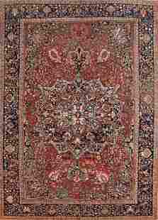 10x14 Sarouk Persian Area Rug