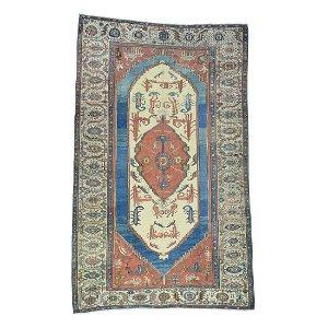 Original Antique Persian Bakshaish Good Cond Gallery